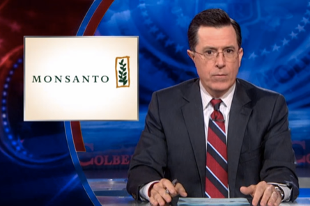 GMO Wheat on The Colbert Report! http://www.takepart.com/article/2013/06/06/colbert-gmo-zombie-wheat?cmpid=foodinc-fb
