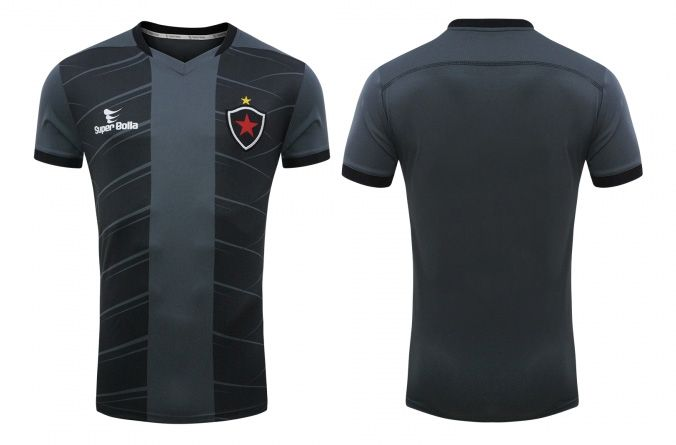7c2c69456e Terceira camisa do Botafogo-PB 2016-2017 Super Bolla