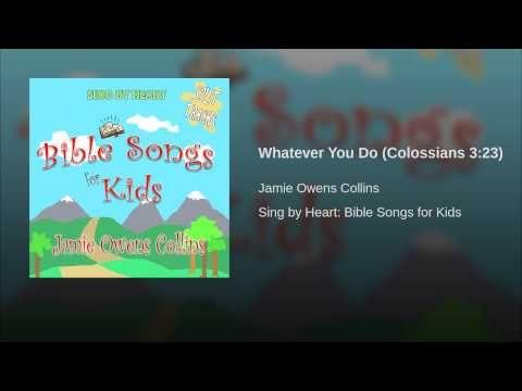 Whatever You Do (Colossians 3:23)