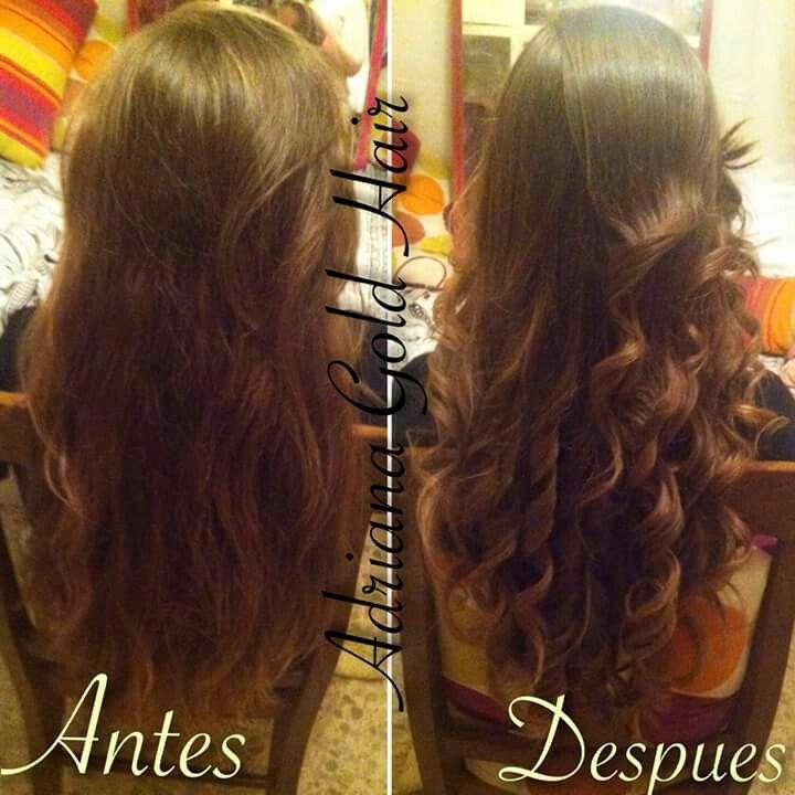 Peinados Pelo Suelto Con Tirabuzones