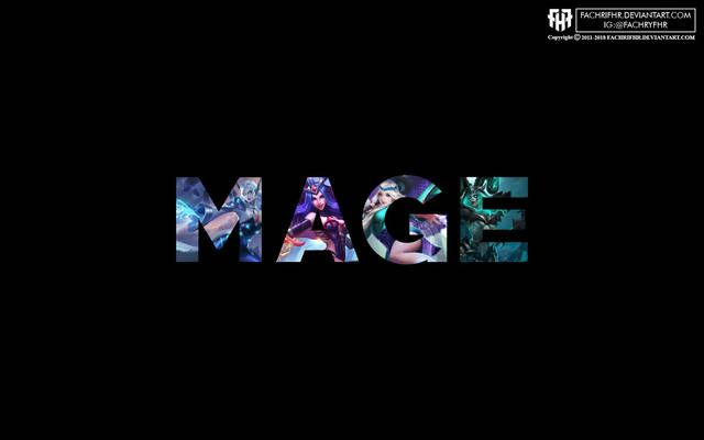 Wallpaper Desktop/PC Mobile Legend Mage 1 By FachriFHR