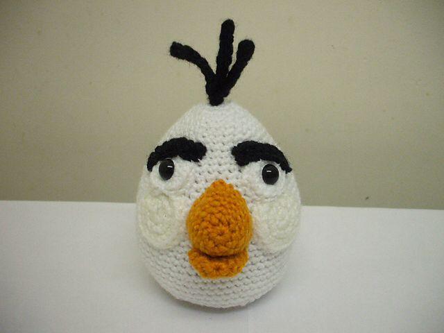Witte angry bird   Knuffels en speelgoed   Pinterest