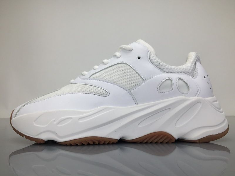 e2da2a6b838e5 Adidas Yeezy Wave Runner 700 Triple White Real Boost for Sale1 ...