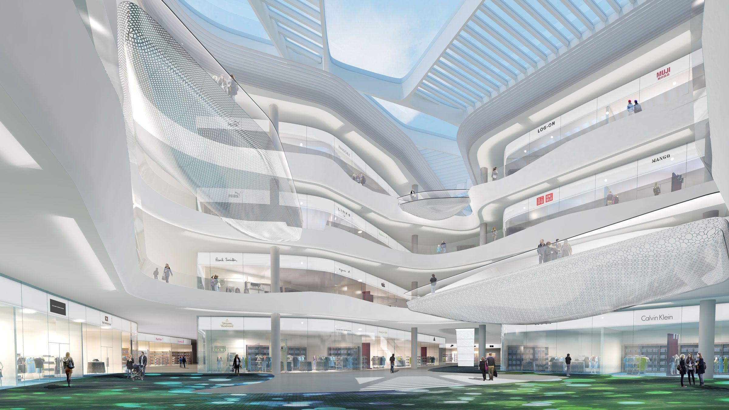 Summer International Business & Trading Centre Mall 1 Zhuhai / China ...