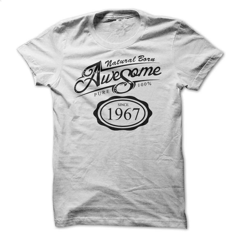 awesome 1967 T Shirt, Hoodie, Sweatshirts - customized shirts #shirt #clothing