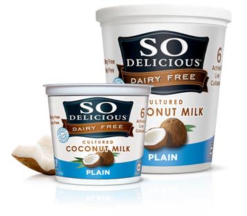 Get Free So Delicious Coconut Milk Yogurt Right Now At Kroger Stores Vegan Yogurt Coconut Milk Yogurt Tasty Yogurt