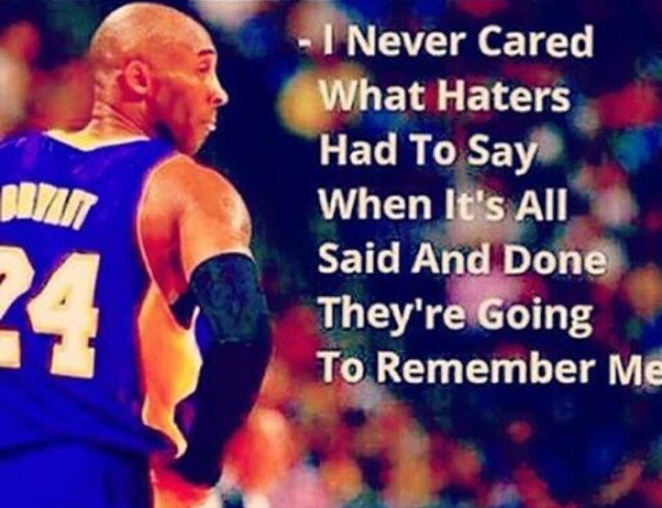 Kobe Bryant Quotes Passion Basketball Love Conquer Kobe Bryant Quotes Kobe Quotes Kobe Bryant