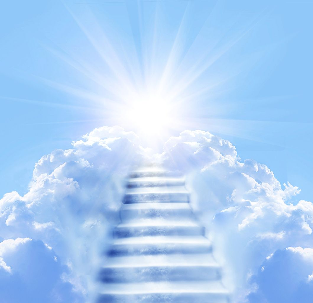 Daddy What Is Heaven Heaven Wallpaper What Is Heaven Clouds
