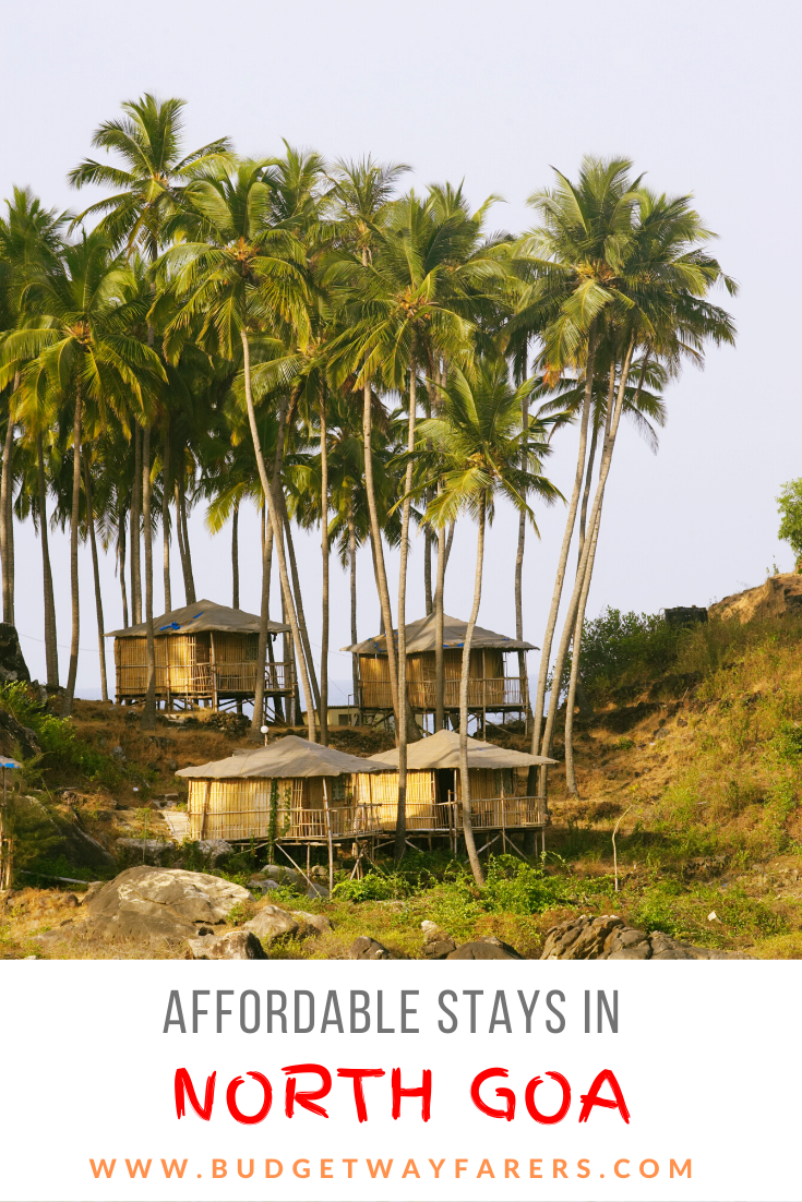 Where to stay in North Goa? This is probably the first question that comes to mind when planning a visit to the 'party capital of India.' There is no dearth of accommodation options here. From lavish resorts to pocket-friendly hostels, you can find a number of them here. #Goa # GoaIndia #NorthGoa