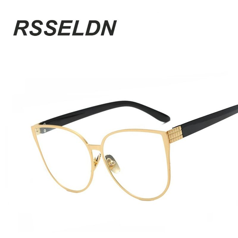 Like and Share if you want this RSSELDN Cat Eye Eyewear Frames Men ...