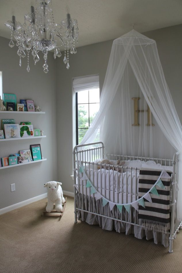 Veronikas Blushing Harpers Nursery Reveal