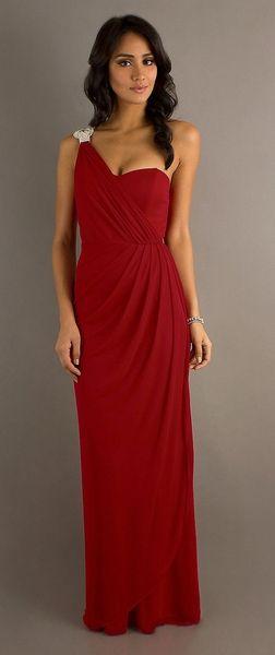 Semi Formal Chiffon Dress