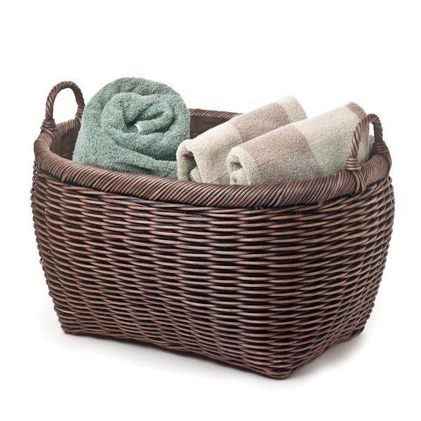 Oval Wicker Laundry Basket Wicker Wicker Laundry Basket Clean