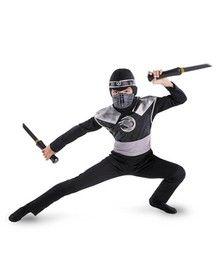 Dark Raven Shadow Ninja Child Costume