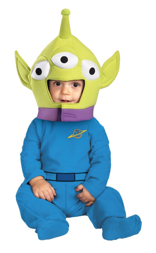 Baby Toy Story Alien Costume Toy Story Costumes Halloween