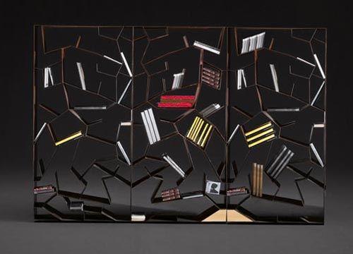Sehr Modernes Bücherregal // Modern Bookshelf