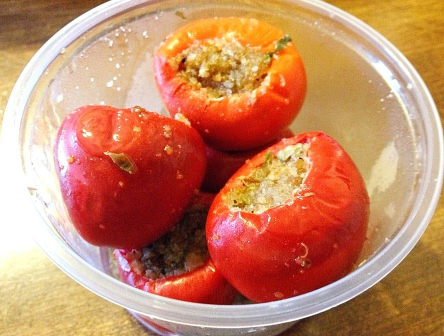 Marinated Stuffed Cherry Peppers With Seasoned Breadcrumbs Scordo Recipe Stuffed Peppers Cherry Pepper Recipes Stuffed Hot Peppers