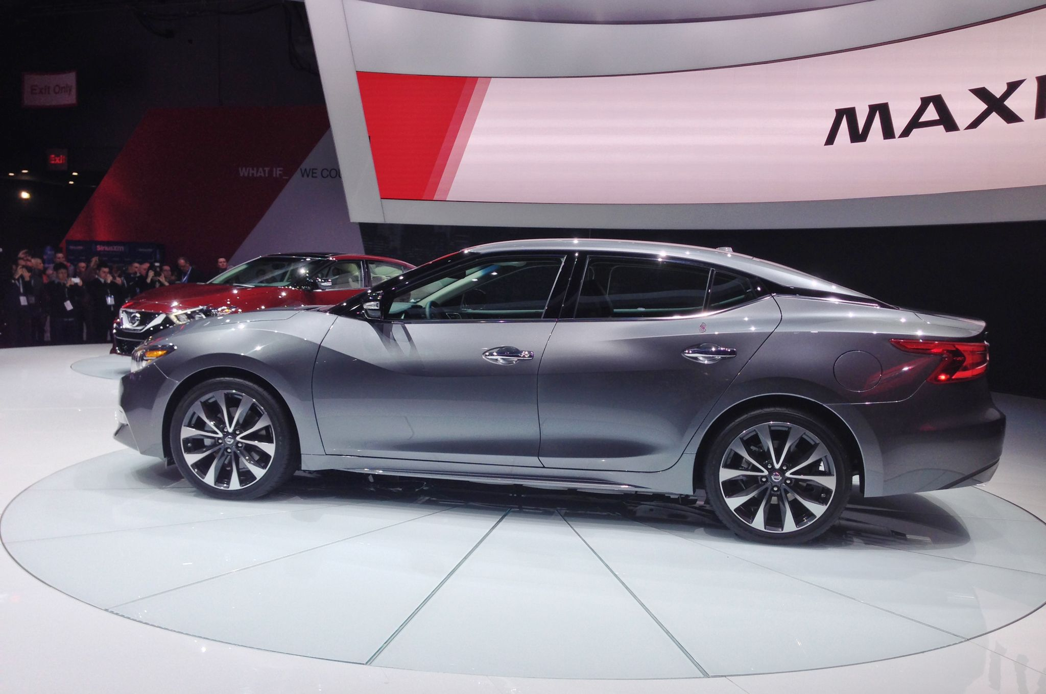 2019 Nissan Maxima Redesign | carmodel | Nissan maxima ...