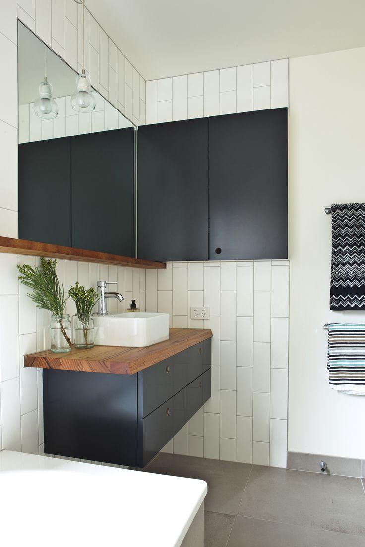 Tour a Peaceful Modern Australian Home | Vanities ...