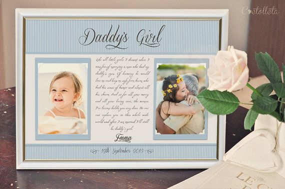 Father of the Bride Gift - Parents Wedding Gift, Parents of the ...