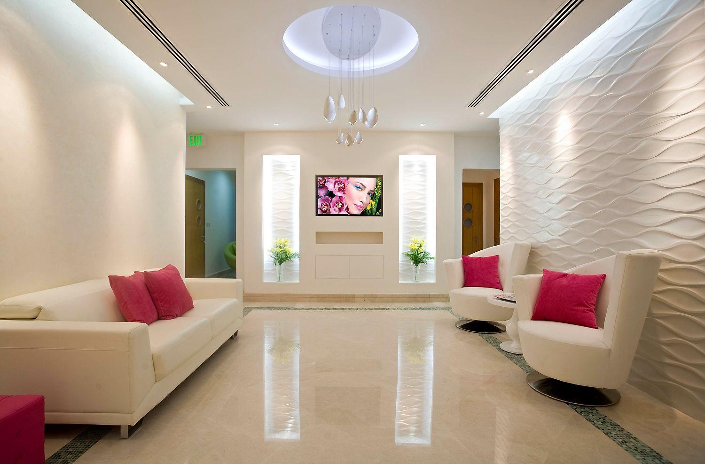 Facilities Qatar Clinic The Pearl Dermatology Salon Interior Pinterest Pearls And
