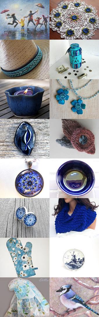 Tempt Team Blues by Valerie on Etsy--Pinned with TreasuryPin.com