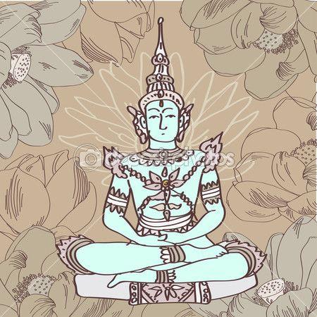thailand illustration
