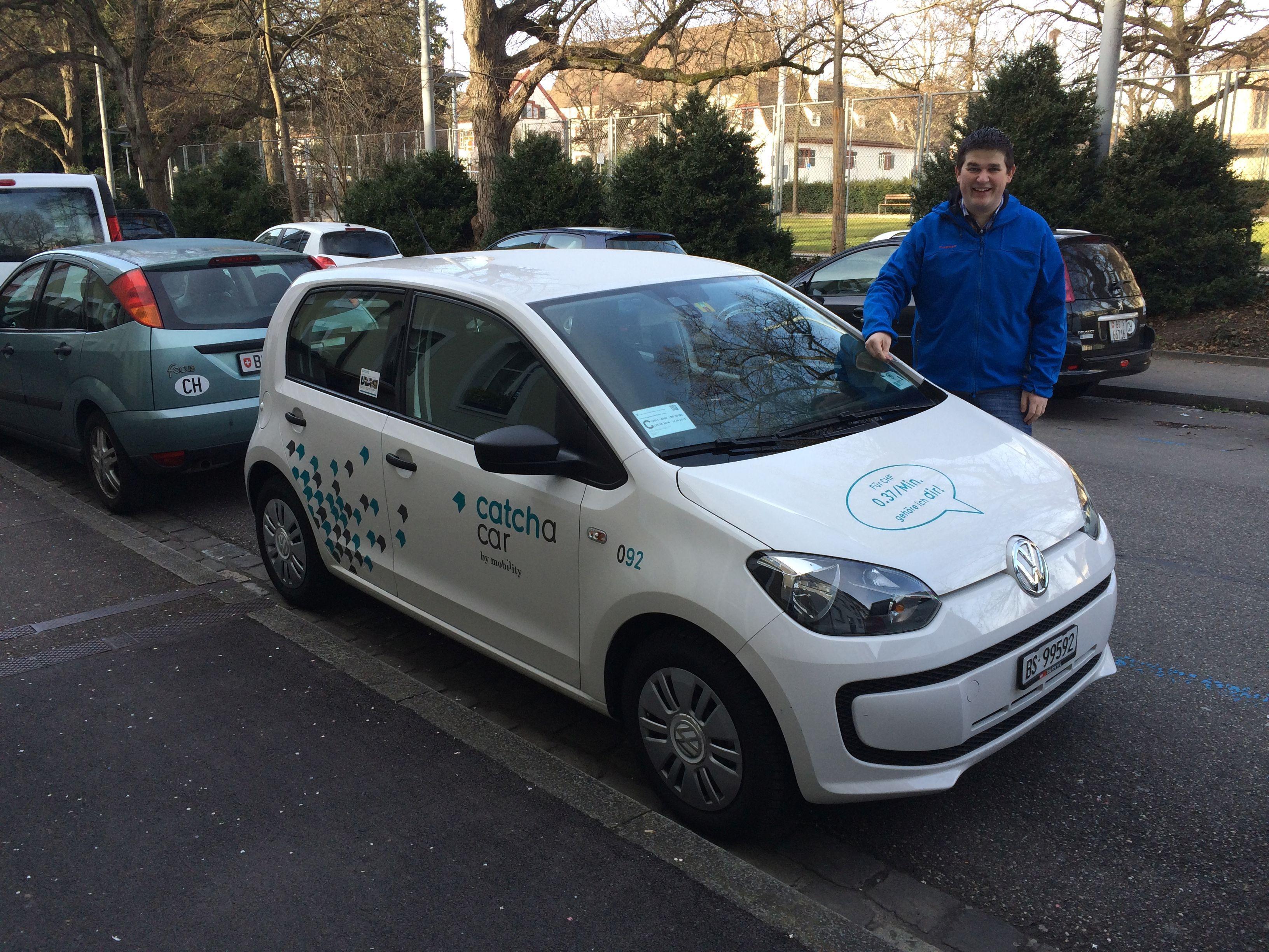 Beat ist Catch a Car-Member der ersten Stunde und berichtet uns über seinen persönlichen Nutzen des neuen Carsharing Angebots.