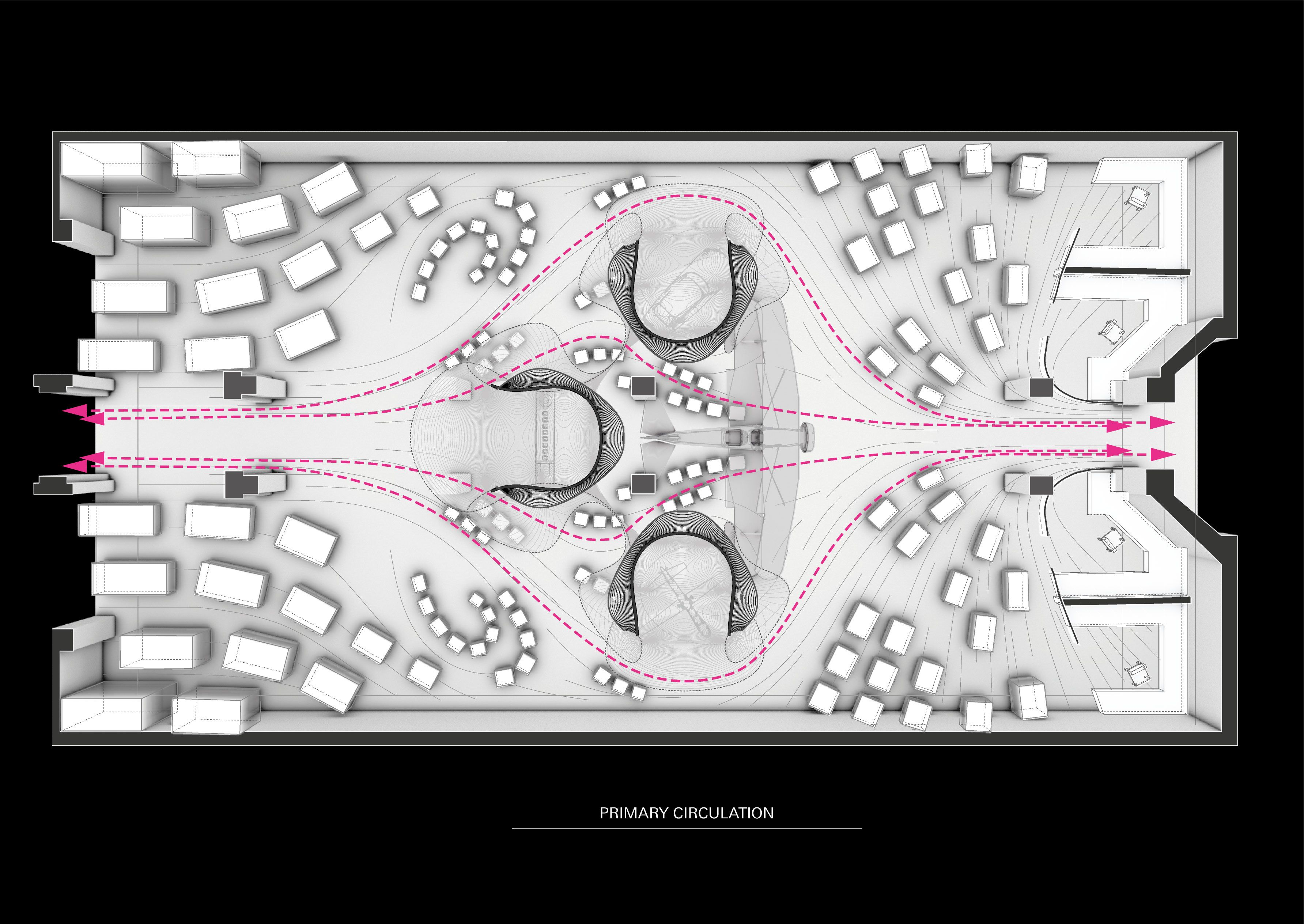 Gallery - London Science Museum Taps Zaha Hadid to Design Maths Gallery - 3