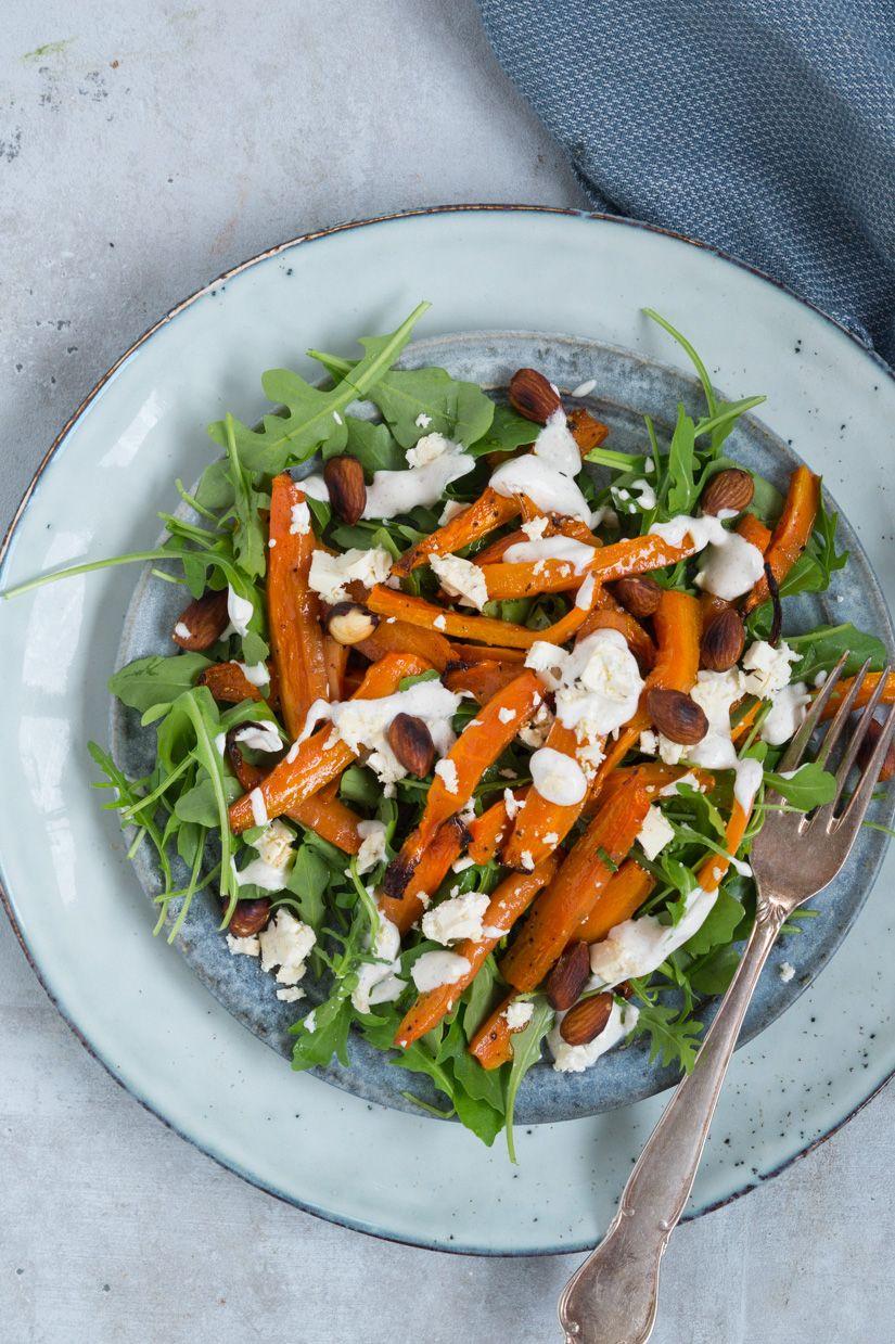 Her Er En Meget Simpel Salat Som Måske Ikke Er Den Perfekte