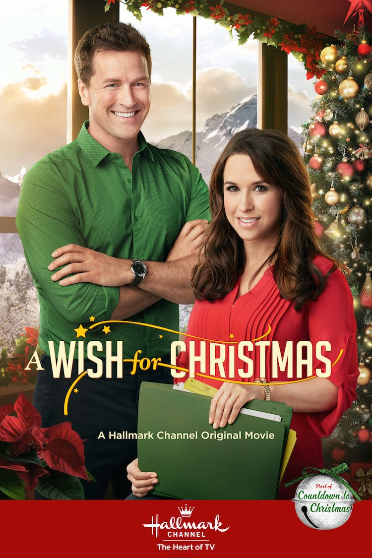 Lacey Chabert And Paul Greene Star In A Wish For Christmas Catch This And Other M Hallmark Christmas Movies Hallmark Channel Christmas Movies Christmas Movies