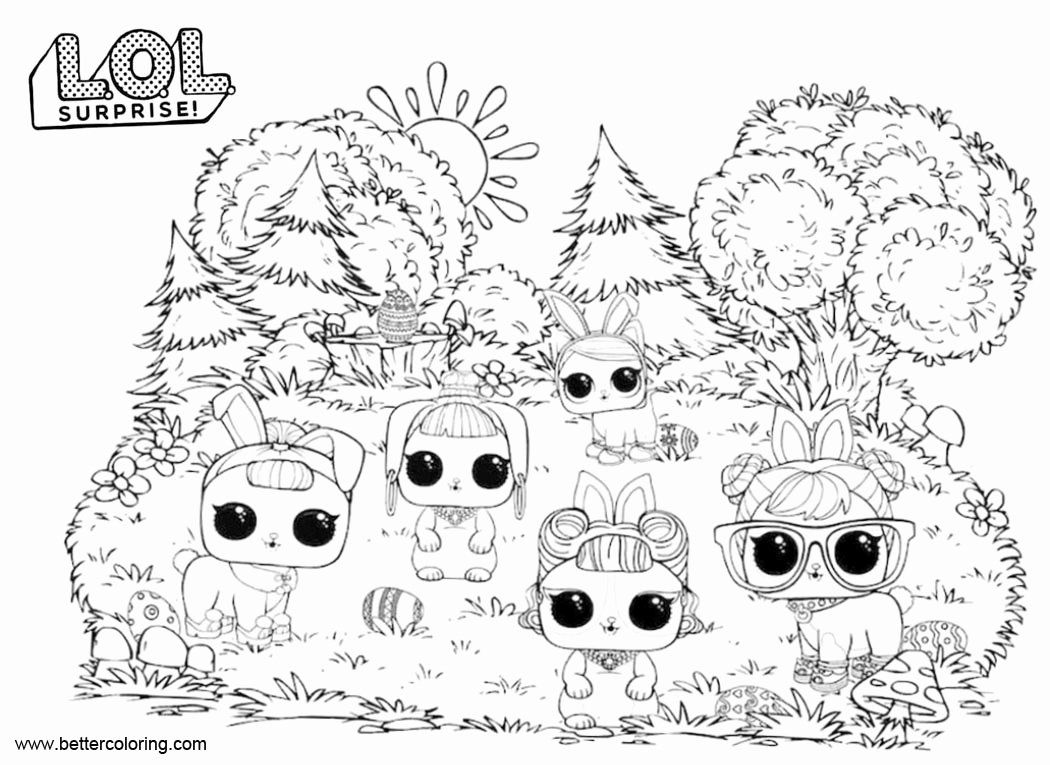 Lol Pet Coloring Pages Best Of Free Printable Coloring Pages For Kids Lol Puppy Coloring Pages Cool Coloring Pages Coloring Pages