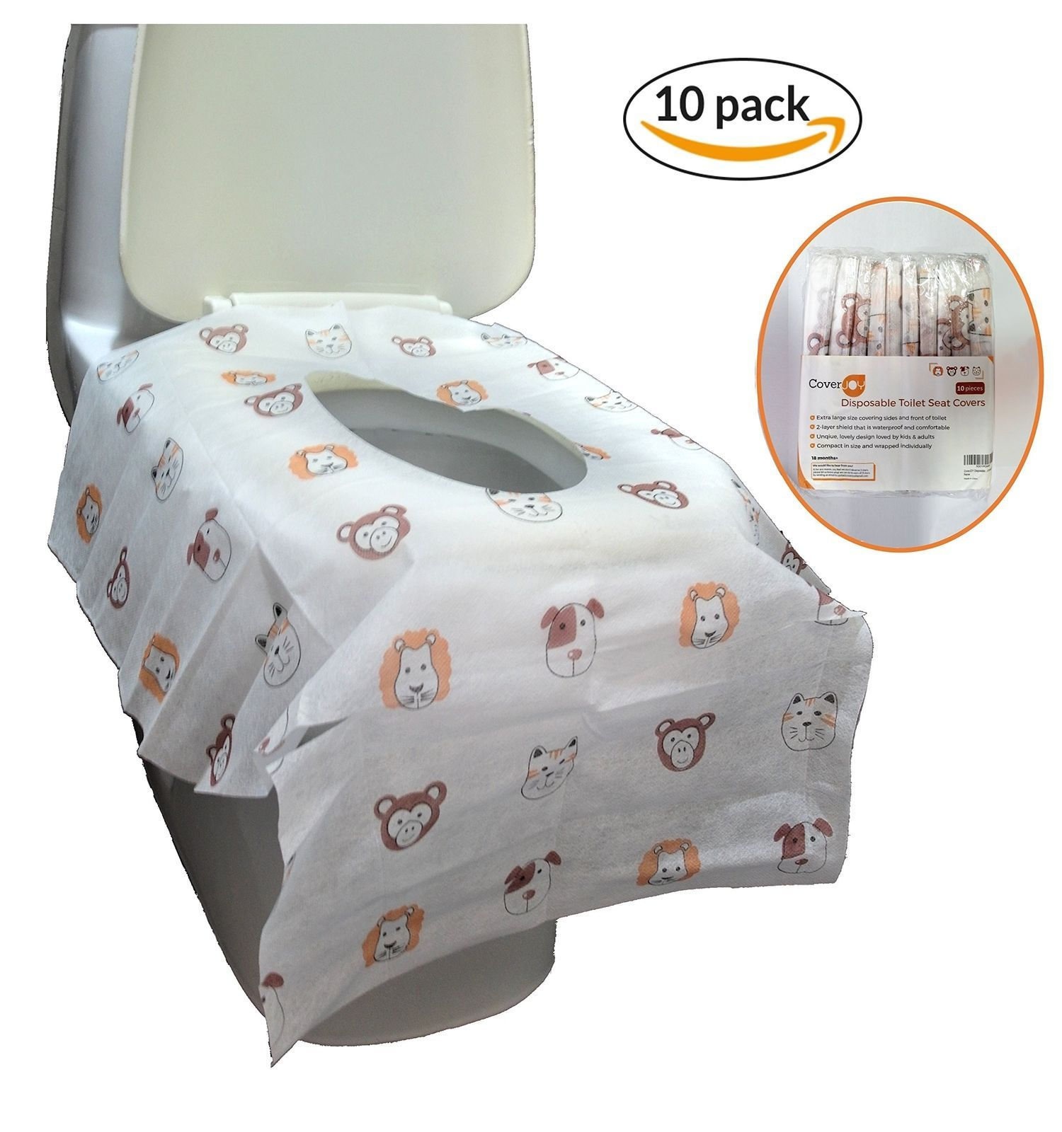 disposable toilet seat covers extra large size perfect for toddlers