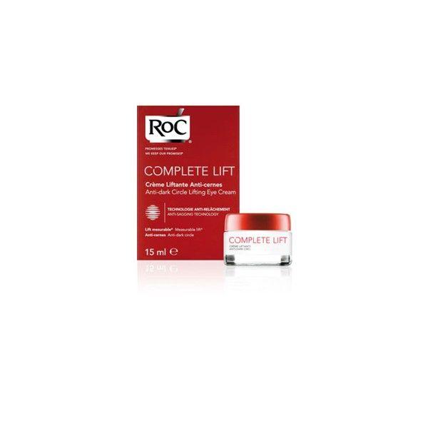 153224 Roc Complete Lift Cuidado Antiojeras - 15 ml.