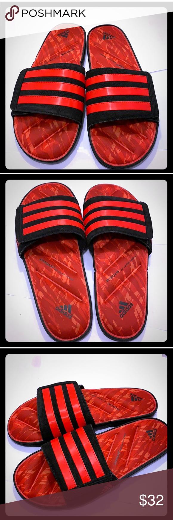 Adidas FitFoam Men's Slip On Sandals