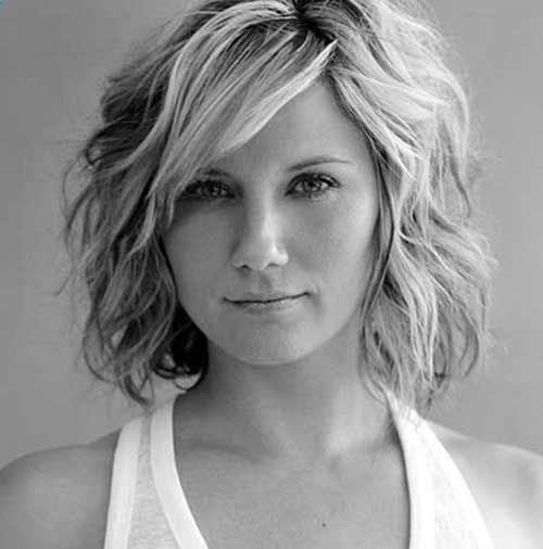 Short Wavy Hairstyles 2017 For When I Am Brave Enough To Go Shorter