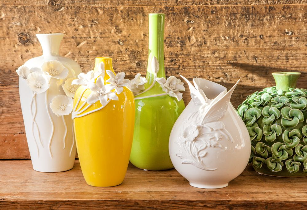 Love The Yellow Vase Zara Home United Kingdom Pinterest
