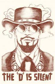 Estampa Django Livre