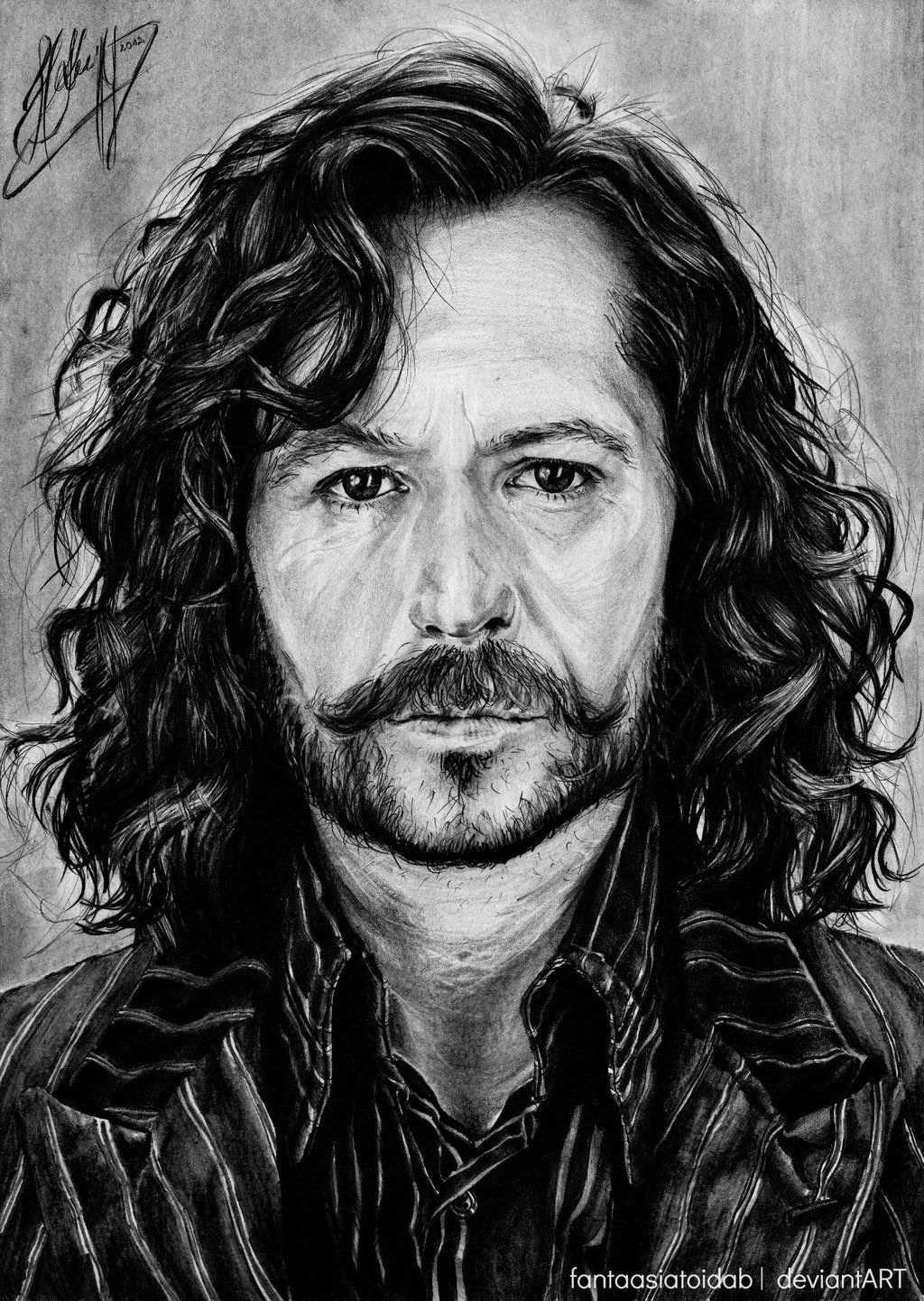 Padfoot by on deviantart harry potter artwork harry potter - Harry potter dessin ...