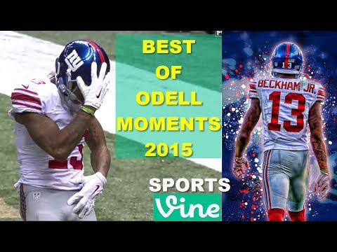 Best of Odell Beckham Jr Highlights in Sports Vines - YouTube