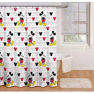 Must Have Disney Shower Curtains For Everyone With Images