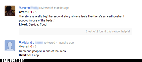 IKEA Review Fail