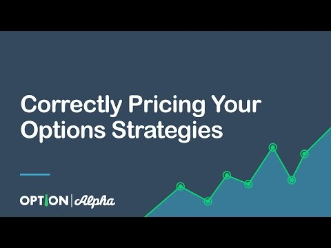 Stock option pricing strategy