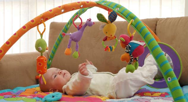 Gimnasios para bebés, elige el mejor