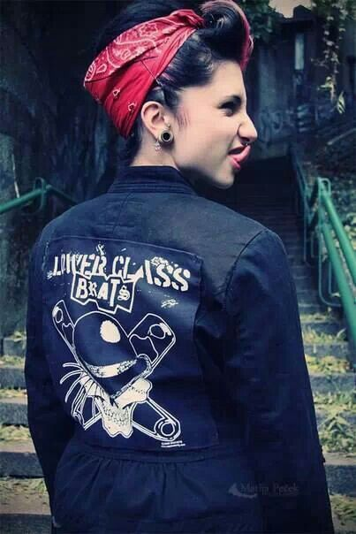 Badass! Love the Lower Class Brats!