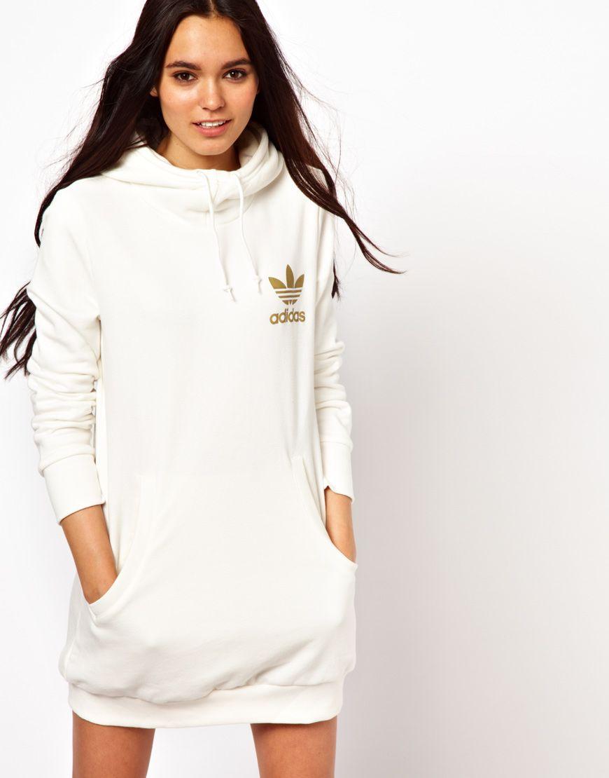 Adidas Hoodie Dress  1b41c0f3784c