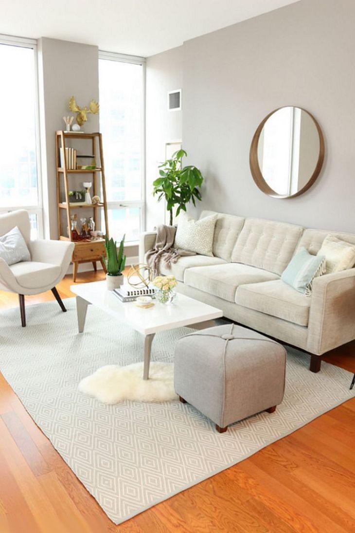 20+ Stunning And Comfortable Minimalist Living Room Ideas ...