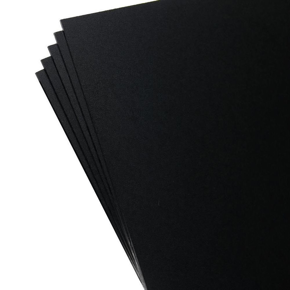 8 Pack Kydex V Sheet 0 060 Thick Calcutta Black 12 X 12 Thermo Plastic New Black Sheets Kydex Kydex Sheet