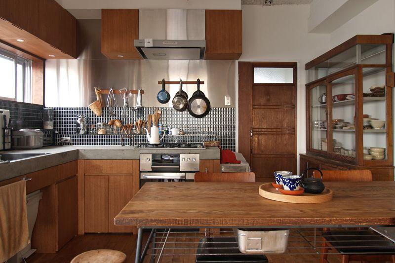 kitchen in Japan   Kitchen interior, Kitchen style, Home ...