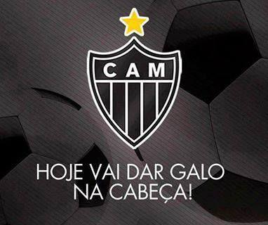 Hoje Vai Dar Galo Na Cabeca Libertadores 2013 Galoucura Clube Atletico Mineiro